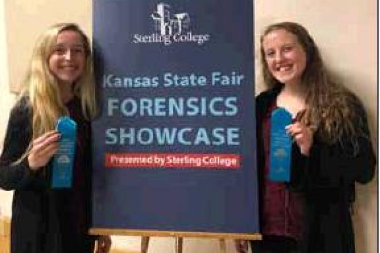 EHS students shine at state fair