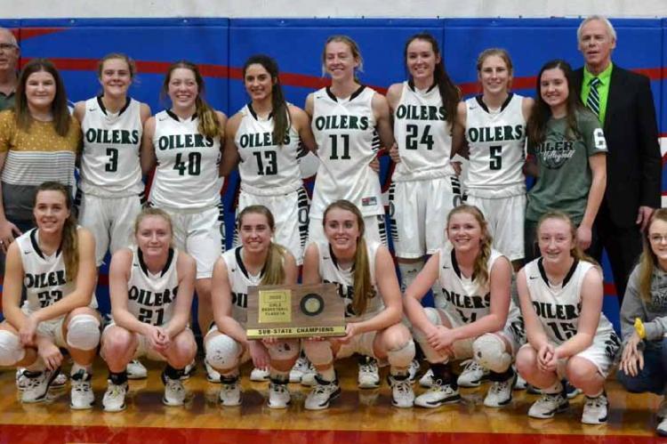 Lady Oilers dominate Wheatland State competition is next