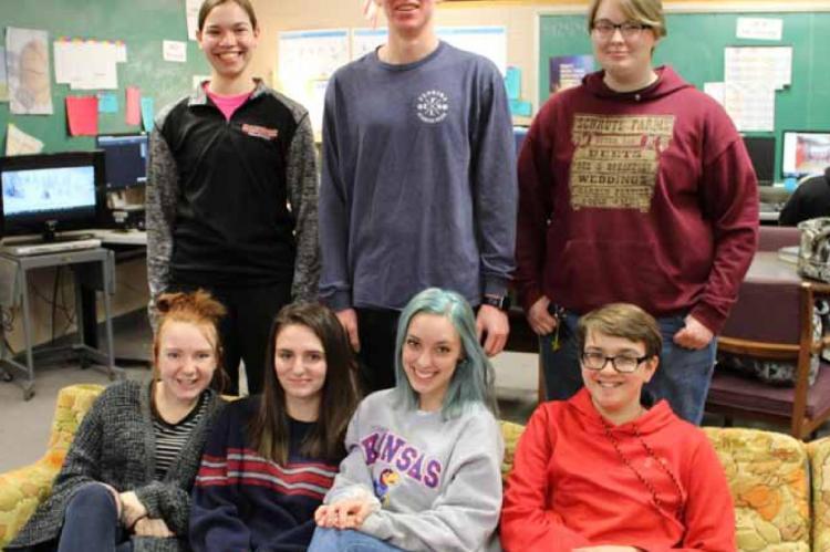 EHS students win big