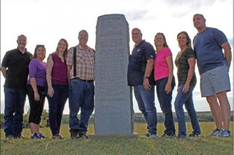 Scates/Sternberg family visit their past in Ellsworth County