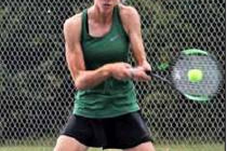 Lady Oilers dominate Quad tennis tourney